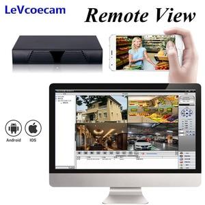 Image 4 - H.265 보안 네트워크 비디오 레코더 H.265/264 IP 카메라 용 16CH 5MP 8CH 4MP 보안 NVR Onvif 스마트 폰 PC 원격 액세스