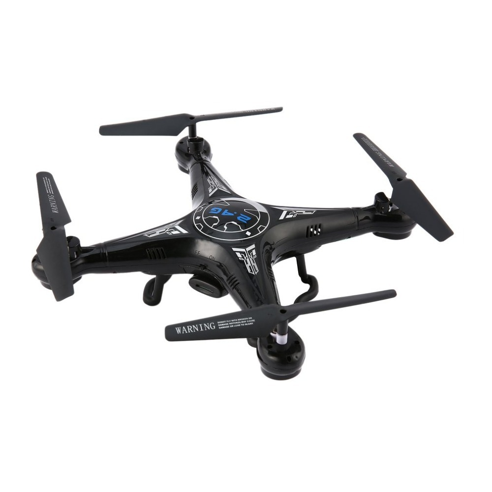 3mp Camera Quadcopter Aircraft Headless Mode Remote Control Helicopter Mini Drone Quadcopter With High Quality(China)
