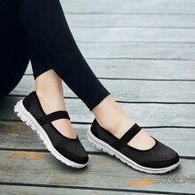 Women Plus Size Spring Sneakers Female Vulcanized Sports Shoes Slip On