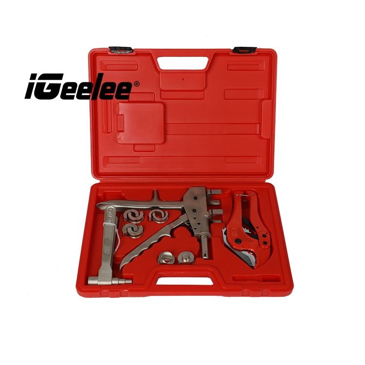 iGeelee Pex Crimping Tool Pipe Fitting tool FT 1225 for connecting fittings and PVC pipe 12