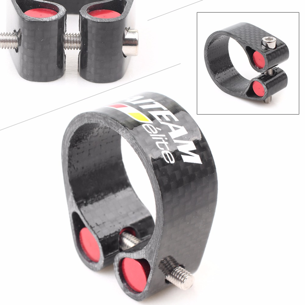 Alloy 34.9mm Seat Post Clamp Collar for 30.8 31.6MM Seatpost Bike Seat Tube \\