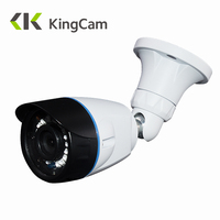 KingCam 1080P Sony IMX323 720P OV9732 Sensor 2MP 1MP Analog Surveillance Bullet AHD Camera CCTV IR