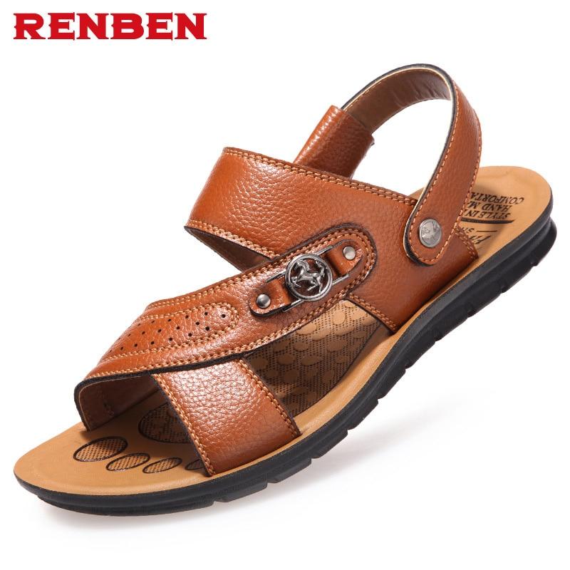 Men flip flops 2017 new fashion sandals men shoes sandalias hombre men shoes sandals
