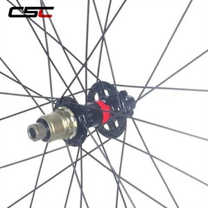 Image 5 - 29 MTB Ruote 29er Mountain Bike Wheelset 30 millimetri di Larghezza 25 millimetri Tubeless Gara XC Hookless 29 Inch MTB Ruote