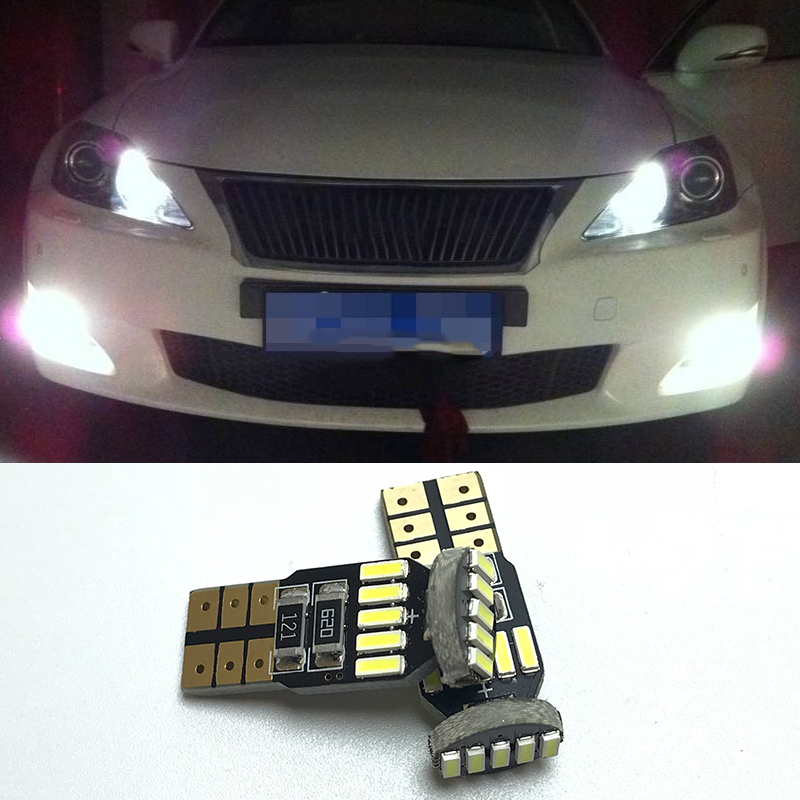 T10 LED clearance signal parking light For <font><b>lexus</b></font> rx300 rx330 rx350 is200 is250 gs300 lx570 lx470 <font><b>gx47</b></font> <font><b>accessories</b></font> car styling image