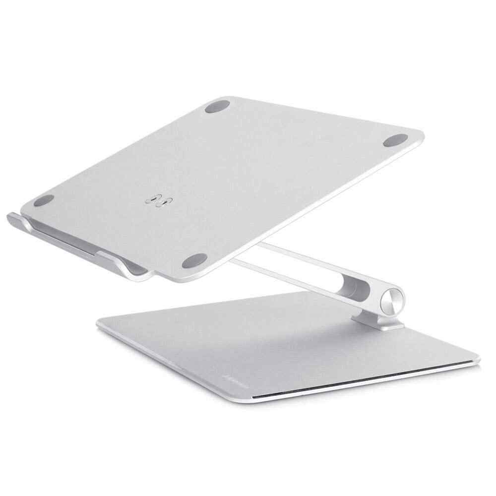 Notebook Stand Verstelbare Hoek Aluminium Gratis Lift Laptop Verhoog Houder voor Macbook Dell HP iPad Pro 7-17 inch