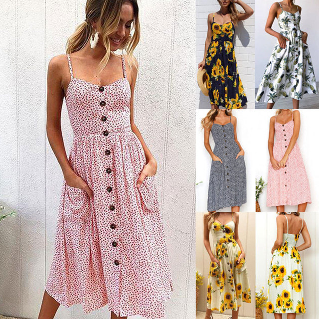 01dec2b8592f Susi-Rita-Floral-Summer-Beach-Dress-Women -2018-Vintage-Spaghetti-Strap-Party-Dress-Sexy-Bohemian-Dresses .jpg_640x640.jpg