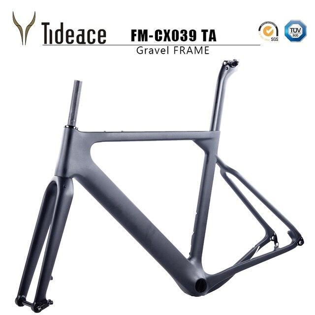 Aliexpress.com : Buy 2018 NEW arrival Aero Road or MTB Bike Frame S ...