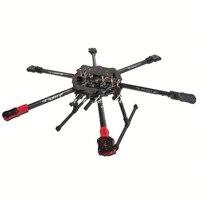 타로 680Pro 3K 순수 전체 접는 탄소 섬유 Hexacopter 680mm FPV 항공기 프레임 승/착륙 스키드 TL68P00 f/RC 사진|부품 & 액세서리|완구 & 취미 -