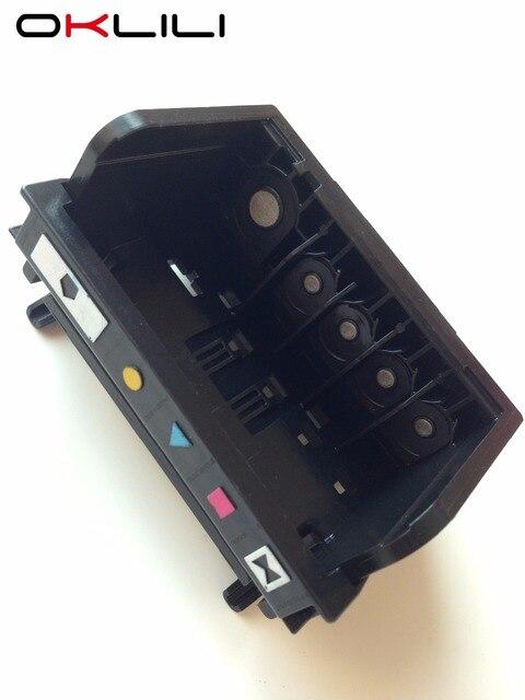Cabeça de impressão 5 ranhuras para hp, CB326 30002 564 d5460 d7560 b8550 c5370 c5380 c6300 7510 cn642a 7520 564xl c6380 d5400 d7560