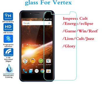 Vertex Impress Cult Glass Tempered VertexImpress Energy eclipse Game Win Reef Lion Cult Jazz Glory toughened film universal image