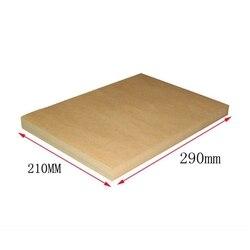 Wysokiej jakości naklejki papier pakowy 210x290mm samoprzylepne druk laserowy er naklejki papier A4 rozmiar druk laserowy papier samoprzylepny