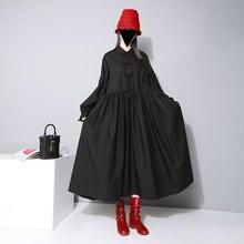 Vestidos Mujer Zanzea Dress Women Free Shipping 2020 New Doll Shirt Tie Big Pend