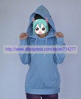 משלוח חינם custom nanase haruka cosplay תלבושות דולפין מחינם ! iwatobi מועדון השחייה
