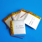5 pcs 3.7V 500mAh 304040 lipo polymer lithium Rechargeable battery for MP3 GPS DVD bluetooth recorder headset e-book camera