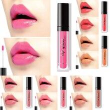 DELICA 4,2 г цельнокроеное блеск для губ жидкая помада женщина макияж comestic