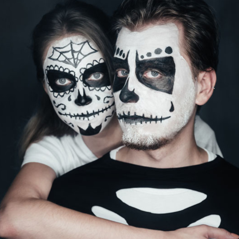 Online get cheap pumpkin face painting for Cheap face painting houston
