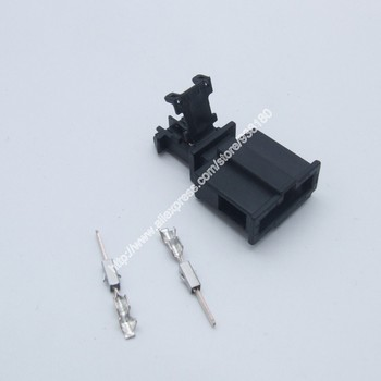 3B0 972 712  2Pin car connector,Car light-inspection Plug with terminal,Car door lamp connector,Volkswagen License plate lamp