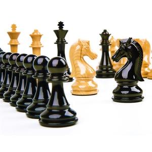 Image 5 - בדרגה גבוהה פלסטיק שחמט הבינלאומי סט שחמט משחק מתנה מתקפל עץ לוח שחמט ABS פלסטיק פלדה שחמט חתיכות צ סמן I59