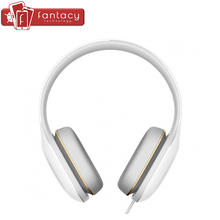 Original Xiaomi Mi headphones Comfort 107dB Xiaomi Hi-Res Audio Headset With Mic 1.4m Wire 3.5mm Headphone Jack Noise Cancelling