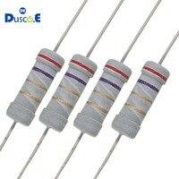 290pcs Resistor Kit 1W Watt 29values X 10pcs Resistencias Resistor Pack Carbon Film Resistance 1 100Ohm