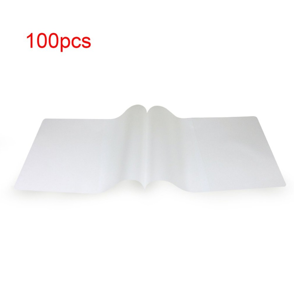 TIANSE 100 sheets/pack PET Laminating Pouches A4 200*308mm Photo Waterproof Protective Cover High Transparent цена