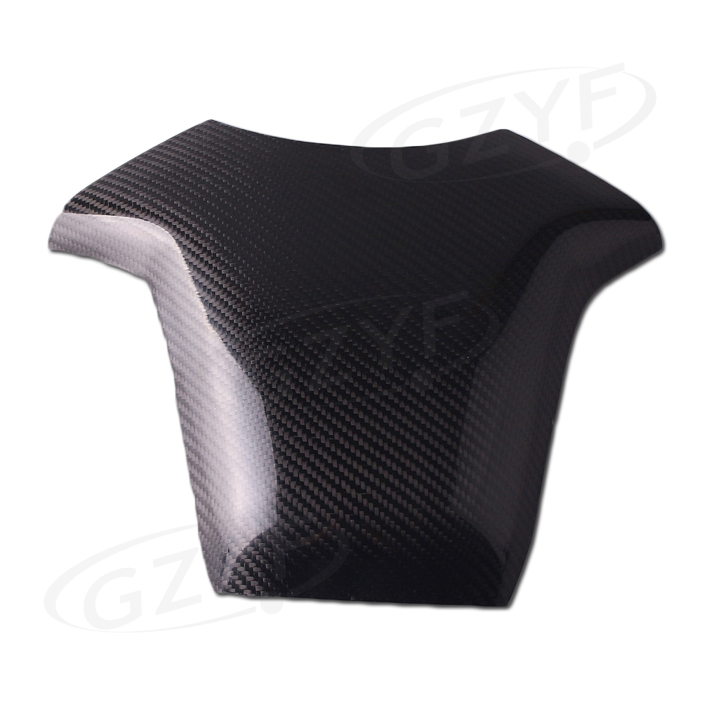 цена на For Honda CBR1000RR CBR 1000 RR Fuel Gas Tank Cover Protector 2004 2005 2006 2007 Carbon Fibre Motorcycle Parts Accessories