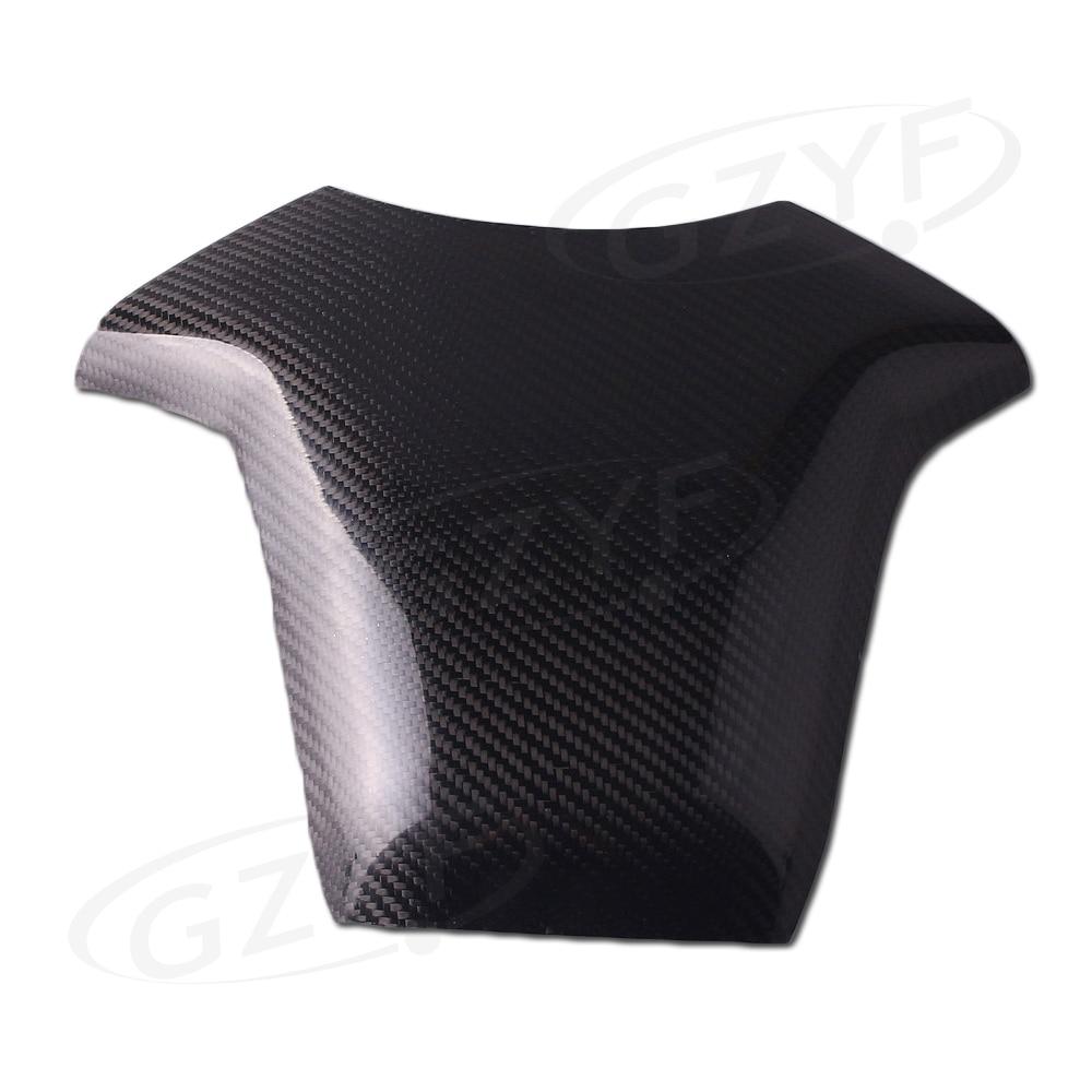 For Honda CBR1000RR CBR 1000 RR Fuel Gas Tank Cover Protector 2004 2005 2006 2007 Carbon Fibre Motorcycle Parts Accessories