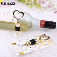 YK17820 HEART OF GOLD BOTTLE STOPPER