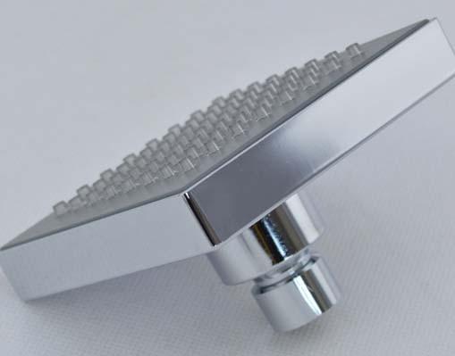 4 inch / 8 inch rain shower, ABS plastic rainfall shower head