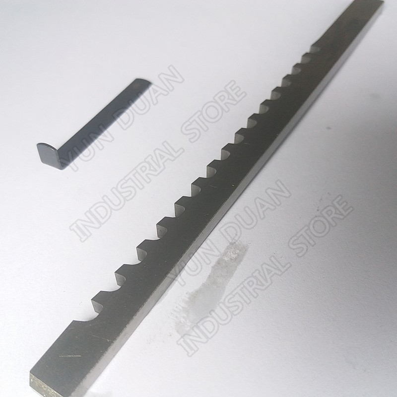 Push tipo de Alta Velocidade de Aço Ferramenta de Corte para Cnc Máquina para Metais Polegada Abordar Chaveta c Hss Brochar 3 – 16