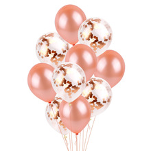 Rose Gold Foil Air Balloons