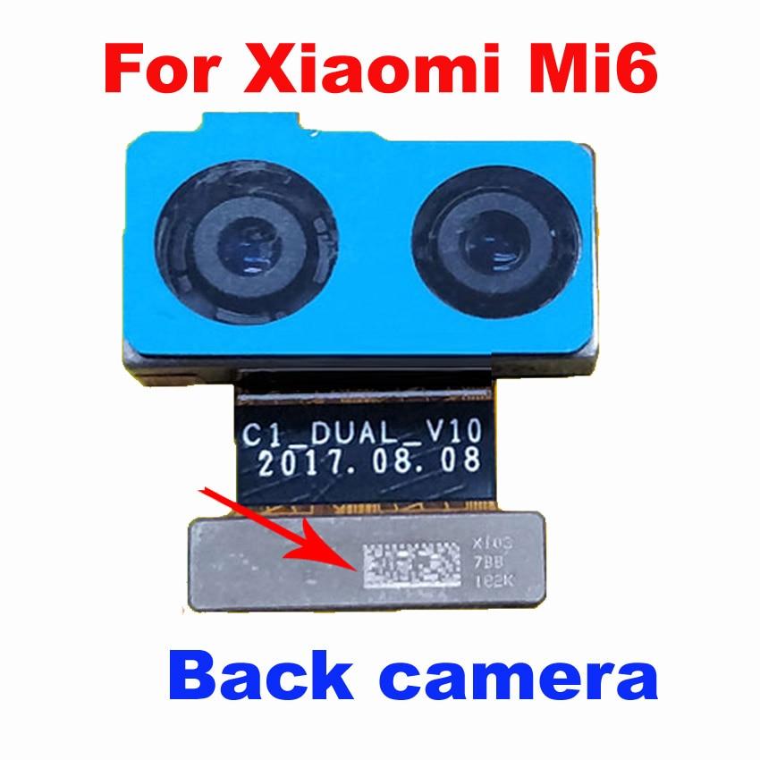 1pcs For Xiaomi MI MAX Mi5 M5 Mi6 Mi5x MiA1 Note 2 Note 3 Rear Big Back Camera Module Flex Cable Front Camera Replacement