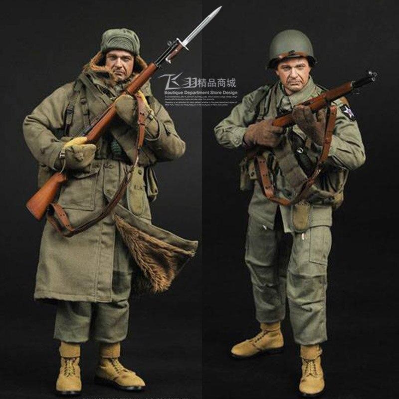 12 дюймов SS069 Второй мировой войны U. s. армия стрелковой дивизии 1/6 модель Корейской войны солдат Набор Фигурки Игрушка