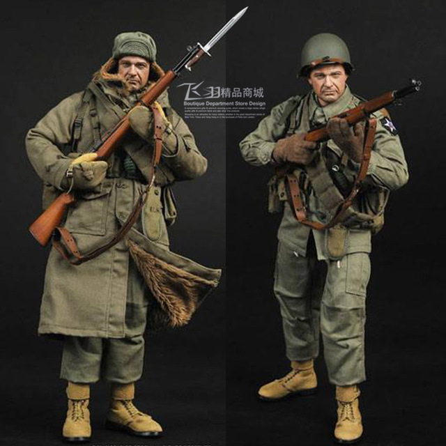 12inch SS069 World War II The U.S.Army Infantry Division 1