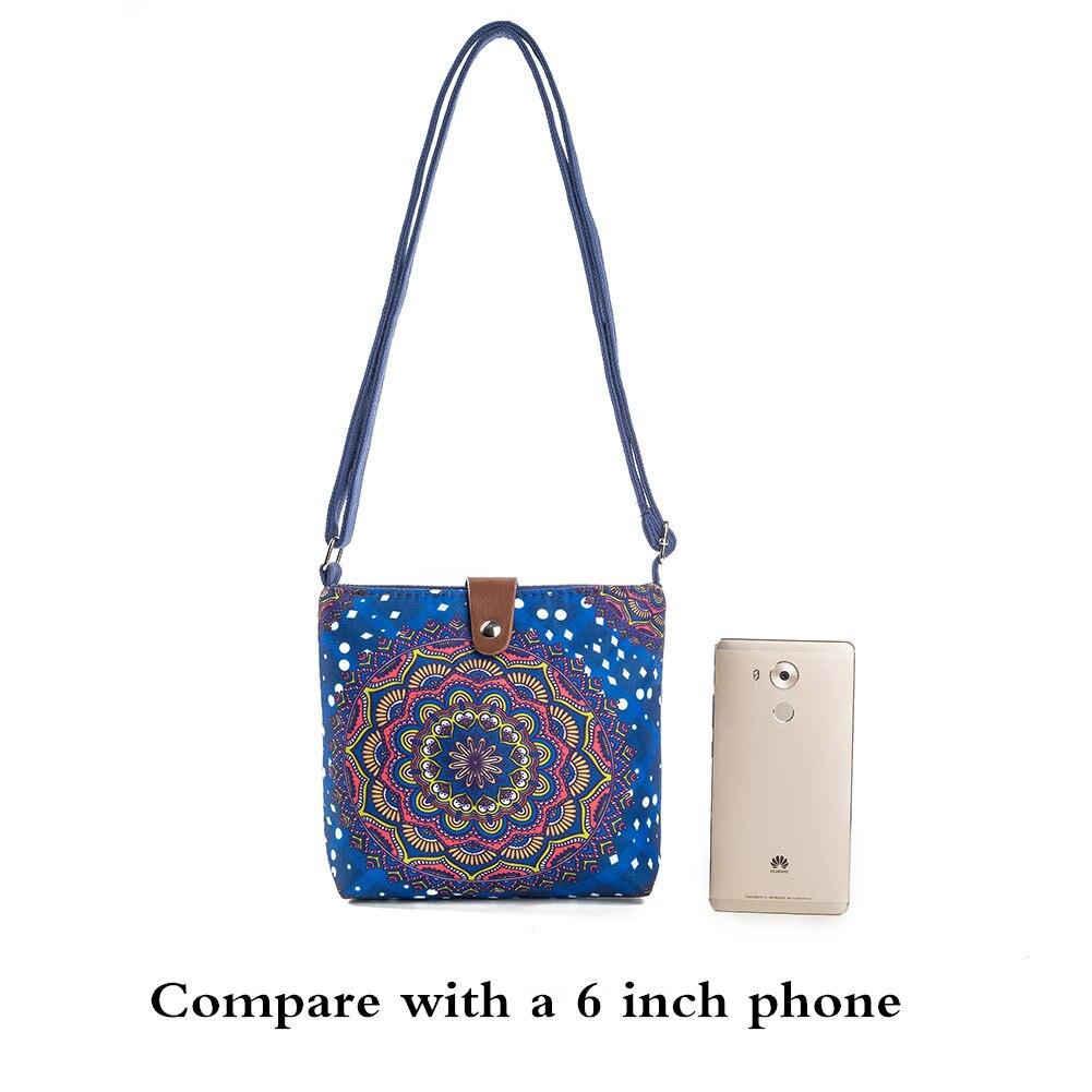 Lovely Kids Fox Pattern Shoulder Bag Handbag Canvas Key Bags Purse Pocket New FI