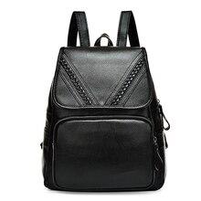 2017 г. женские рюкзак Водонепроницаемый нейлон леди школьная сумка женские рюкзаки женские повседневные дорожные сумки рюкзак Mochila Feminina