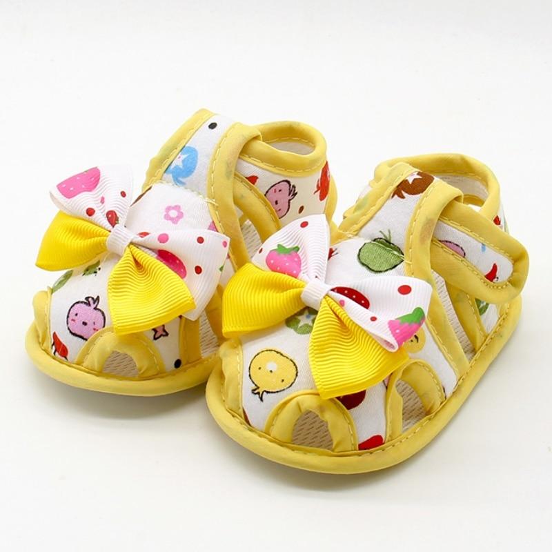 Virág gyerekek szandál lányok nyári hercegnő cipő baba kisgyermek gyerekek puha pamut szövet szandál lány cipő j2