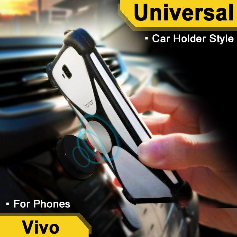 Vivo V7 Plus case Traffical case For Drivers Vivo Y65/Y69/Y75/Y79 cover Elastic Car Holder Vivo V 7 Y 65 Y 69 case
