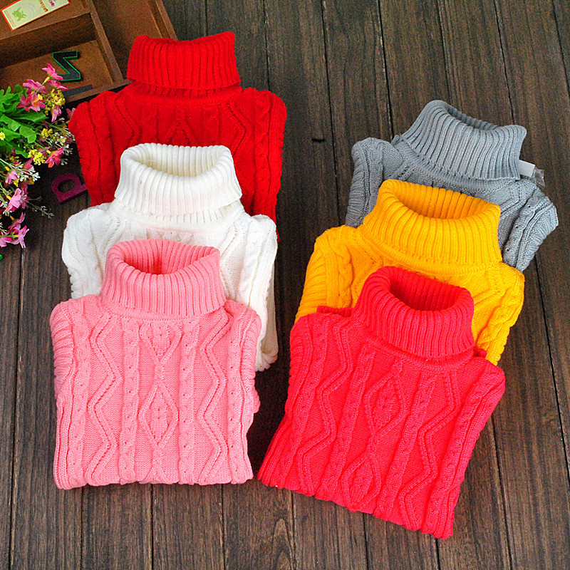 Toddlers Sweaters For Girls Boys Clothing Winter Spring