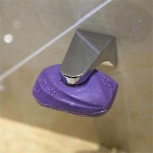 76*42*43 мм Серебряный цвет дома ванная комната магнитный контейнер-держатель для мыла дозатор настенное крепление адгезия мыльницы