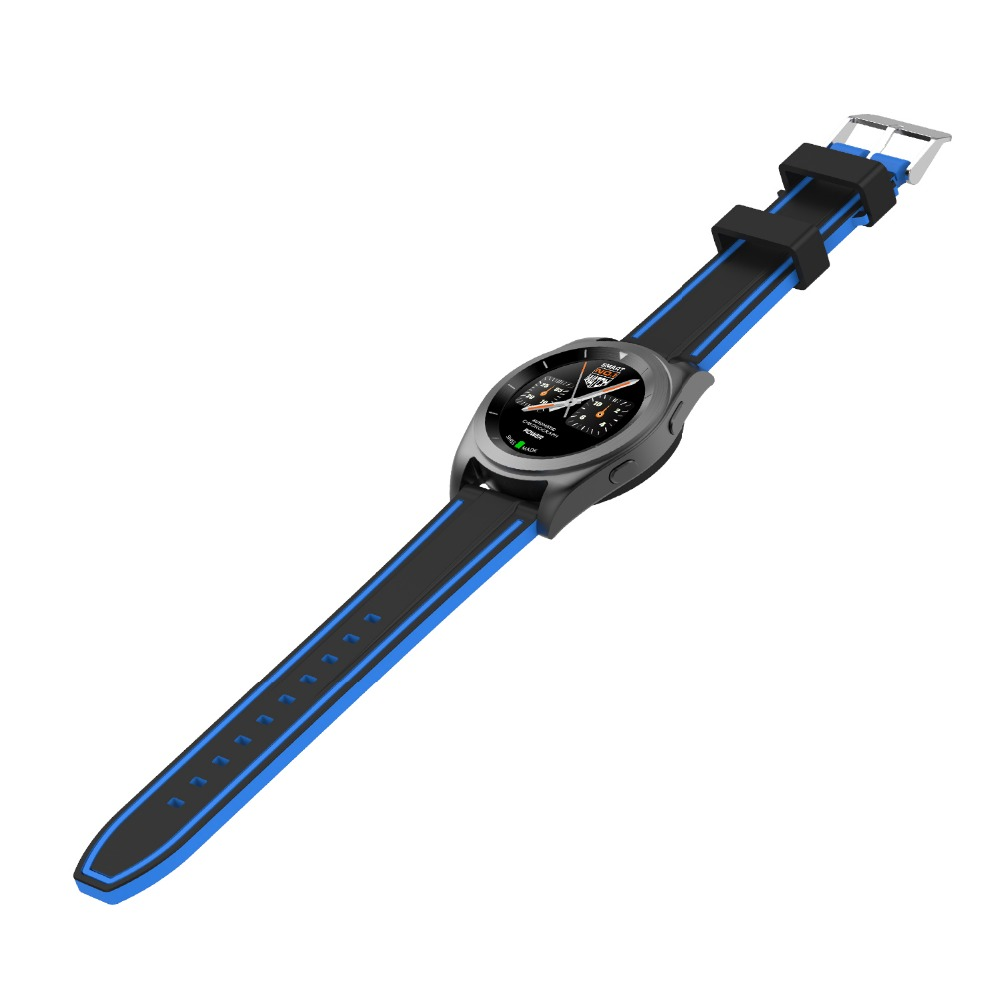 NO.1 G6 Sport Bluetooth 4.0 Smart Watch MT2502 HD screen Heart Rate sleep monitor pedometer Smartwatch for ios