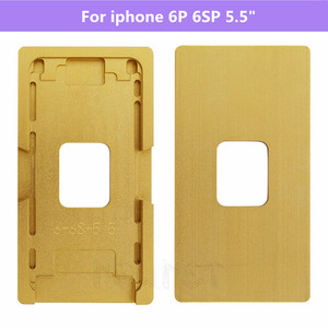 Image 4 - Front Glass /w Frame LCD Position mold For iPhone 6 6S 6P 6SP 8 8P X XS XR XS MAX  alignment mold location mould For iphone X XS