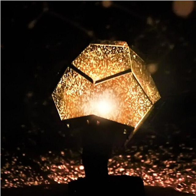 new second generation led science starry sky star projector night light ocean waves celestial projection lamp - Star Projector Lamp