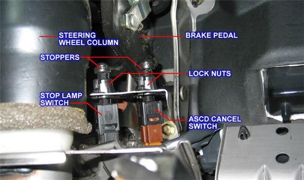 Brake Light Switch 84340 28010 For TOYOTA CARINA FF/MARK 2/CRESSIDA/ ...