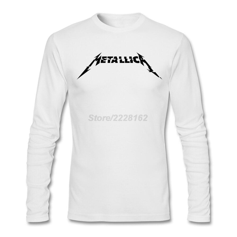 Homme RENCONTRÉ Logo Glitched Tee Shirts Concert imprimé Metallica Tops pour Hommes Plein Manches 3d t shirts Vente Chaude