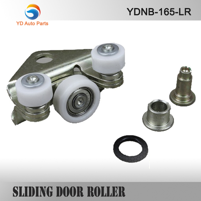 YD For VW T4 SYNCRO BOTTOM CENTRE LEFT AND RIGHT SLIDING DOOR ROLLER GUIDE