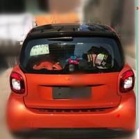 NEW Car Styling tail stickers for peugeot 406 toyota auris ford focus 1 peugeot 2008 passat b6 subaru xv golf mk7 accessories
