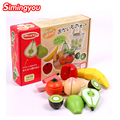 Simingyou Educational Toys Bag Fruit To See The Children'S Wooden Toys 3d Puzzle WRB09