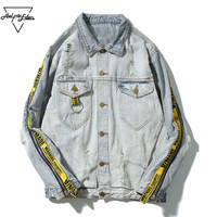 Aelfric Eden Winter Pilot Mens Denim Jacket Casual Fashion Men Bomber Baseball Jackets Men S Jean
